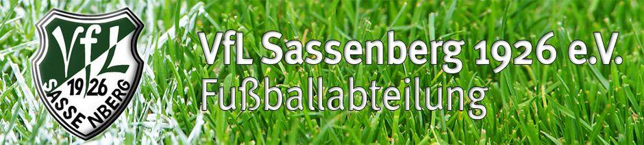 VfL Sassenberg 1926 e.V. Fußballabteilung